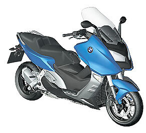 BMW C600 Sport C650 Sport C650 GT Service Workshop Manual 2012 - 2017 C 600