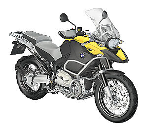 BMW R1200GS / GS Adventure Service Workshop Repair Manual 2005 - 2017 R 1200 GS