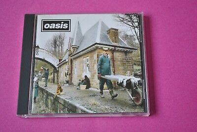 Oasis 1995 Japanese  6 Track C.d Some Might Say