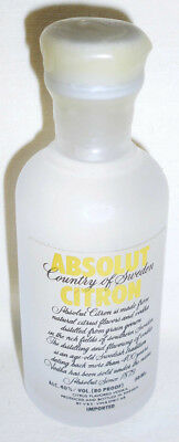 VODKA MINIATURE - ABSOLUT CITRON - 50 ml - SWEDEN