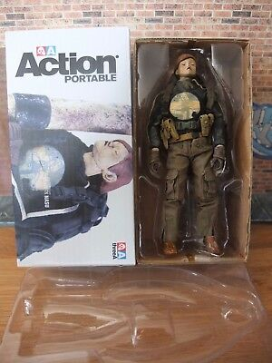 Three A - Ashley Wood - Popbot - Heavy Tk Nasu......rare.