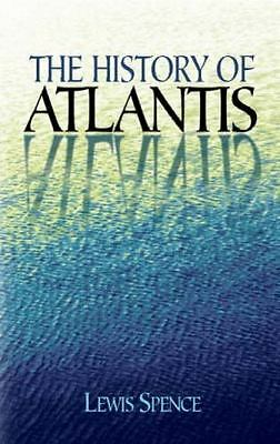 The History of Atlantis by Lewis Spence (English) Paperback Book