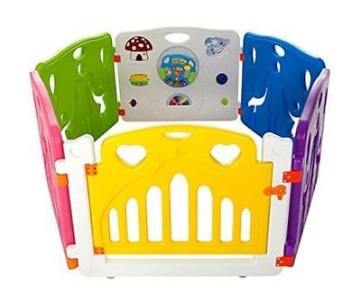 Cannons Plastic Baby Den Playpen Games Station Indoor Outdoor Child Safe Fun
