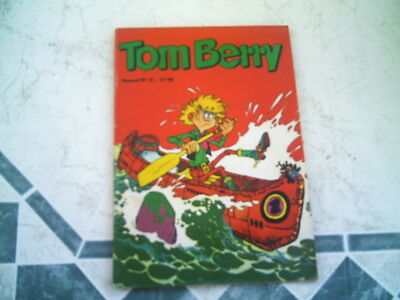 TOM BERRY n° 12 du 2 eme trimestre 1972