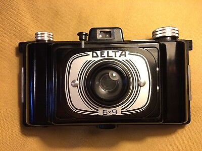 Collection 1 / Delta Bakelite 6X9/ Appareil Photo Ancien/ Vintage