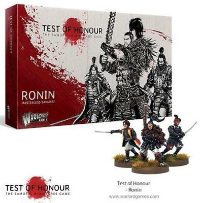 Ronin *Test Of Honour - Samurai Miniatures Game* Warlord Games