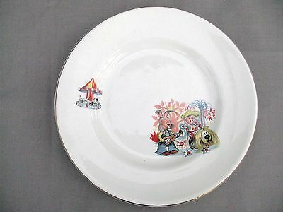 A Magic Roundabout Serge Danot 67 BBC TV Series Plate