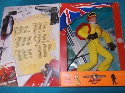 Action Man - The Spy Who Loved Me - James Bond 007