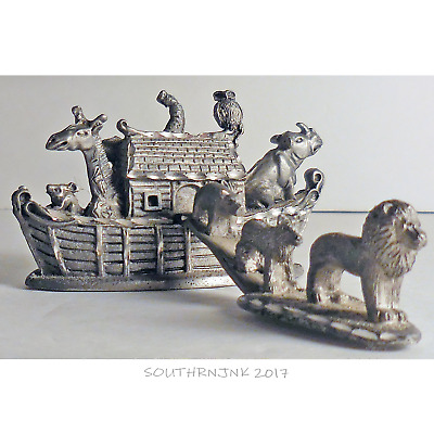 Spoontiques Pewter Nohas Ark 1088