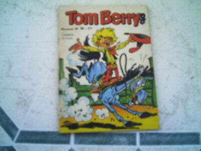 TOM BERRY n° 38 du 4 eme trimestre 1974