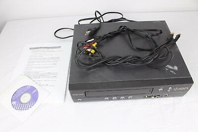 Ion VCR 2 PC USB Video Conversion System Includes All Cables Ready to Use