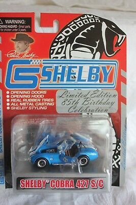 Shelby Collectibles 1/64 - Cobra 427 S/c