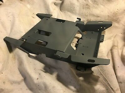 Tennant T3 chassis frame