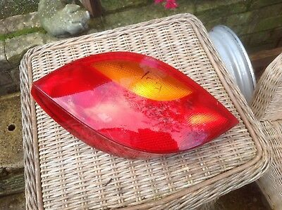 Genuine Ford Ka Mk Offside Rear Light Complete With Bulb Holders Good Condition