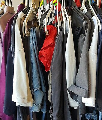Mens 10 items X Large  clothes bundle jeans t shirts shorts jumpers Used
