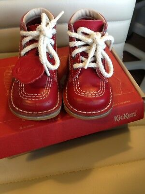 Infant Kickers Size 6