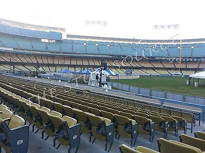 2 Astros Los Angeles Dodgers 10/31 World Series Gm 6 Tickets 9th Row Field Aisle