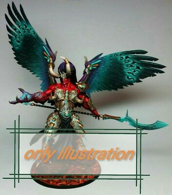 Warhammer 30K 40K Horus Heresy,Magnus the red primarch of the thousand sons