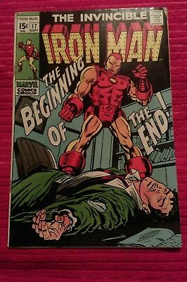 Invincible Iron Man 17  First Appearance Of Madame Masque grade 7