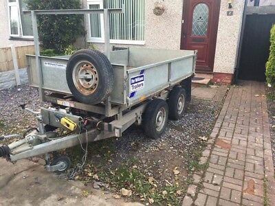 Ifor Williams Tipping Trailer