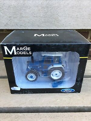 1104 MarGe Models Ford 7610 Gen 2 4wd Tractor 1:32 Scale