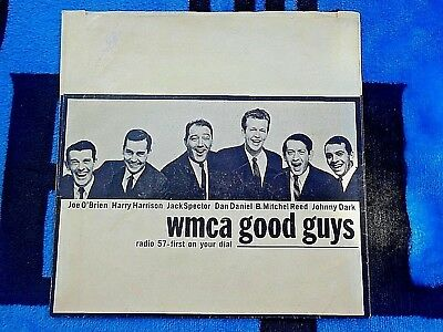Beatles 1964 Wmca Promo Only Picture Sleeve Rare U.s Sleeve