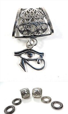US SELLER, Eye of Horus Egyptian symbol protection good fashion scarves for wome