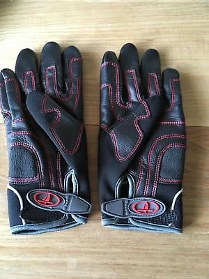 Harken  Black Magic Sailing Gloves Size M