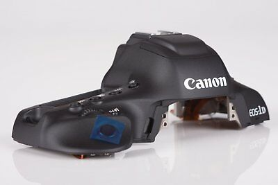 Canon 1DX MkII New Replacement Top Cover Assembly with LCD Screen Cover