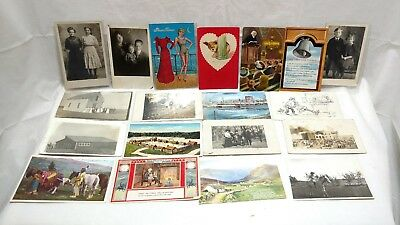 Lot of Assorted Vintage Postcards, Group 3