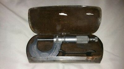 Moore wright imperial micrometer 961