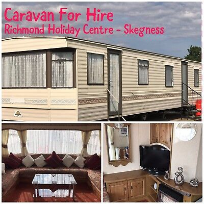 Caravan To Let, EASTER 2018, 7 Nights 6th Apr to 12th Apr, Richmond, Skegness