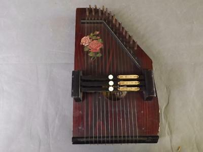 Zither Autoharp musical instrument (10210-MY)