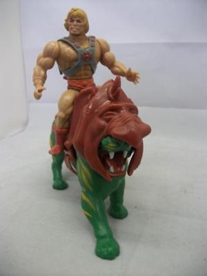 Vintage 1980's Mattel Masters Of The Universe Figures (0201 A-MPC)