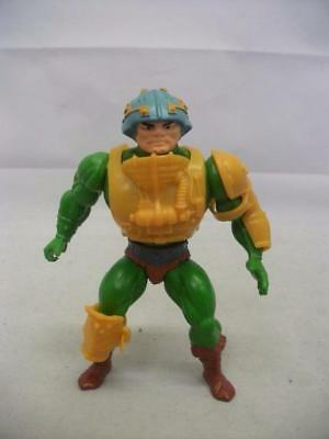 Vintage 1980's Mattel Masters Of The Universe Figure Man At Arms (0201 C-MPC)