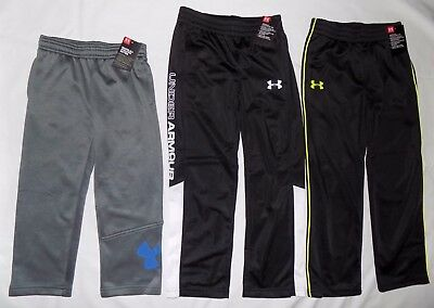 Nwt Under Armour Boys Kids' Pants Makes All Athletes Better  Size : 4T, 4 & 6