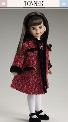 """Tonner DOLL *HTF* AMERICAN CLASSIC 14"""" 'SOLO RECITAL'  BETSY MCCALL NRFB"""