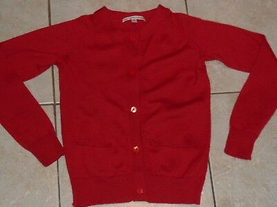 Gilet pull Bonpoint taille 6-8 ans 100% laine