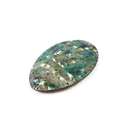 P423.  sxgp68 Abalone Curved Oval Cabochon Approx 50x35mm