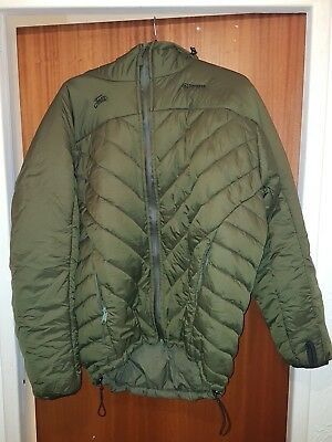 Fortis Snugpak Fishing SJ9 Green Thermal Jacket Coat & Fortis sleaka sallopettes