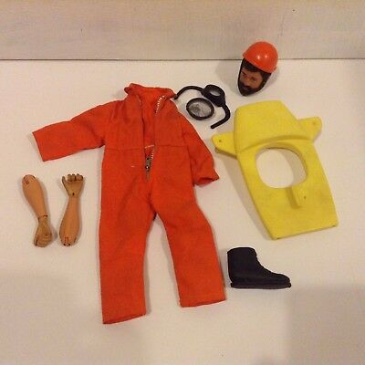 Lotto  ☆ VINTAGE Palitoy  Gi joe   Action Man ☆  great conditions!