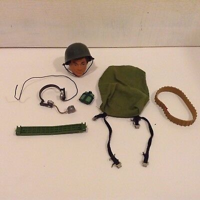 Lotto  ☆ VINTAGE Palitoy  Gi joe   Action Man MIlitary  ☆  great conditions!