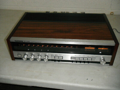 Tandberg Model Tr 2060 Stereo Receiver *mint*