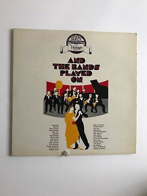 """And The Bands Played On 12"""" Vinyl"""