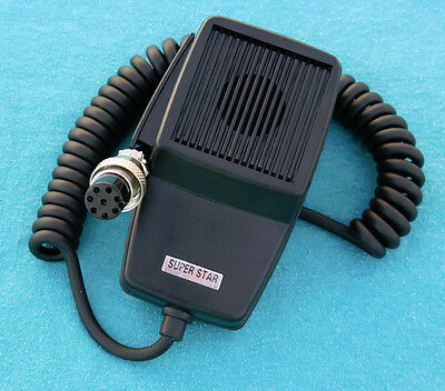 Dynamic Microphone 8 pin for YAESU FT757, FT920, FT990 Many More! from NC USA !