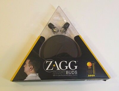 ZAGG SMART BUDS Ear Phones RARE Retired Out of Stock Earbuds