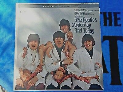 The Beatles Butcher Cover First State Yesterday And Today Original