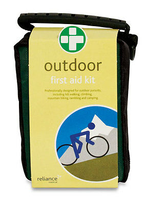 RELIANCE MEDICAL OUTDOOR FIRST AID KIT - cycling walking