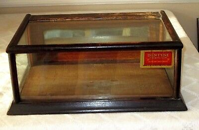 Vintage Dentyne Chewing Gum 5 Cent Counter Store Display Case-W Decal-16""
