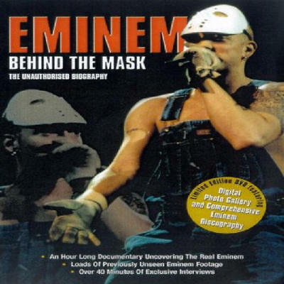 Eminem - Behind The Mask Nuovo Dvd